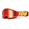 100% Accuri Goggle Anti Fog Mirror Lens / saarinen
